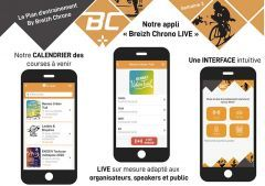 Episode 3 :  L'application BREIZH CHRONO LIVE